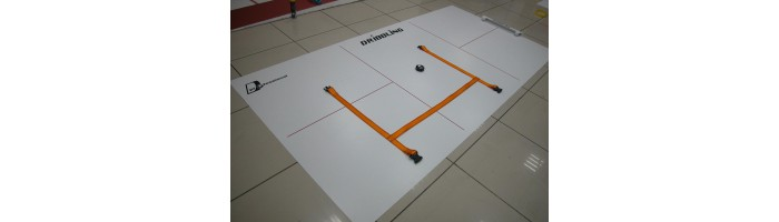 "Off-ice training pad ""DRIBBLING STANDARD"""
